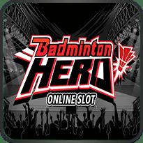 Badminton-Hero
