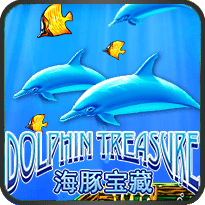 Dolphin-Treasure