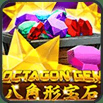 Octagon-Gem