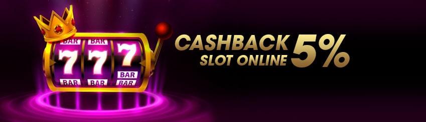cashback slots